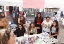 Alumnado de 3º ESO asisten a un mercadillo en el centro de nuestra ciudad.